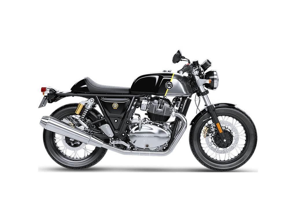 Royal Enfield Continental Gt 650 Custom Moto Twin Andar De Moto