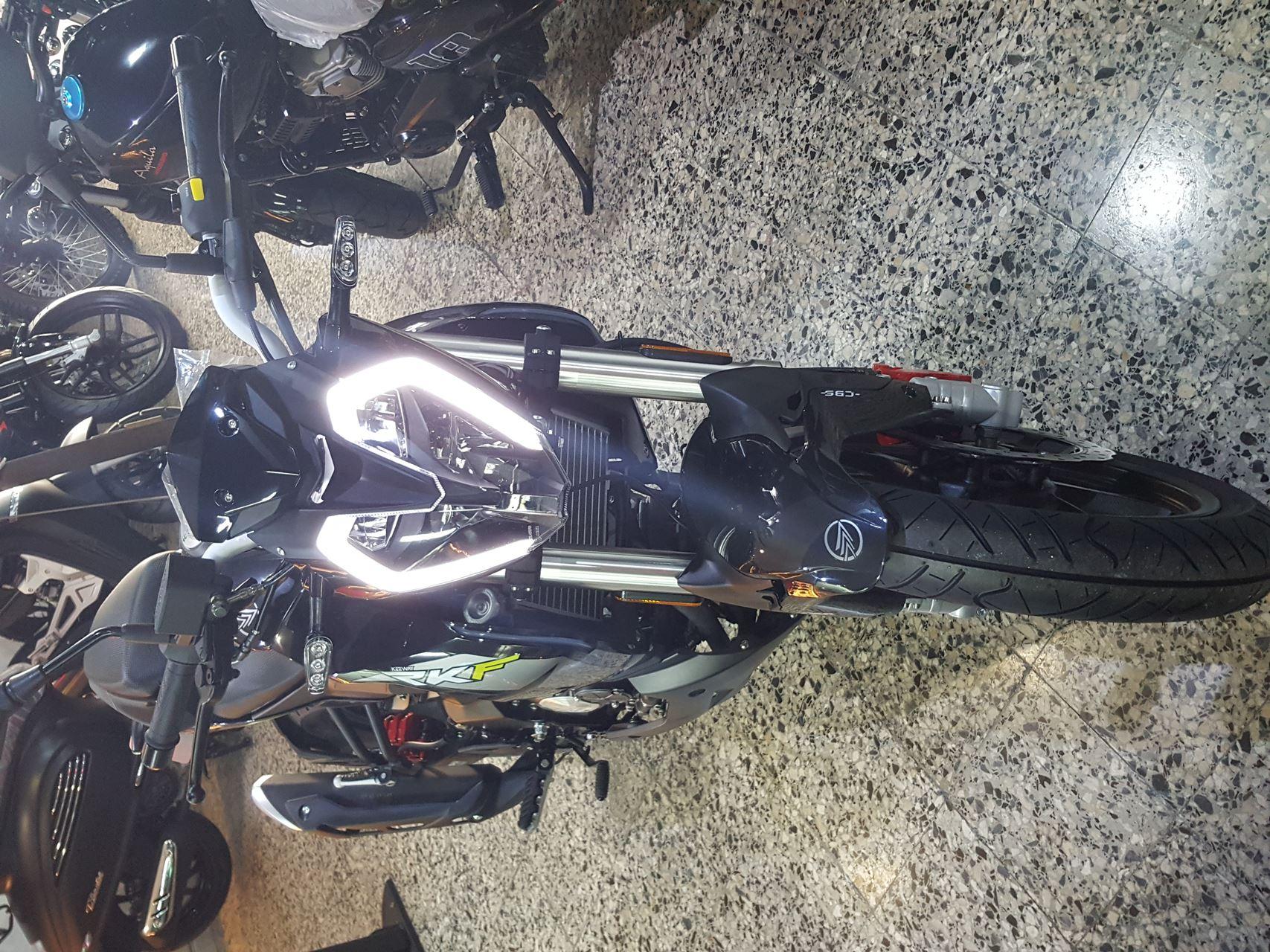 Keeway RKF RKF 125 | Moto Usada Preço € 2 690,00 - P21147