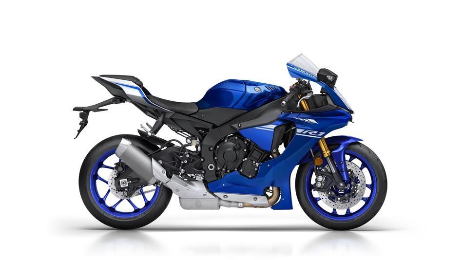 Yamaha Yzf R1 Moto Superdesportivas Andar De Moto