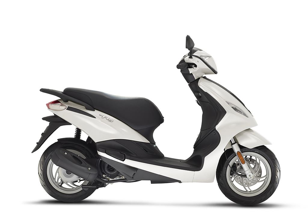 piaggio fly 50 4t scooter at 125 cc cais motor. Black Bedroom Furniture Sets. Home Design Ideas