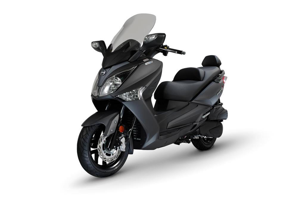 sym gts 125 abs sns scooter motociclos a1 andar de moto. Black Bedroom Furniture Sets. Home Design Ideas