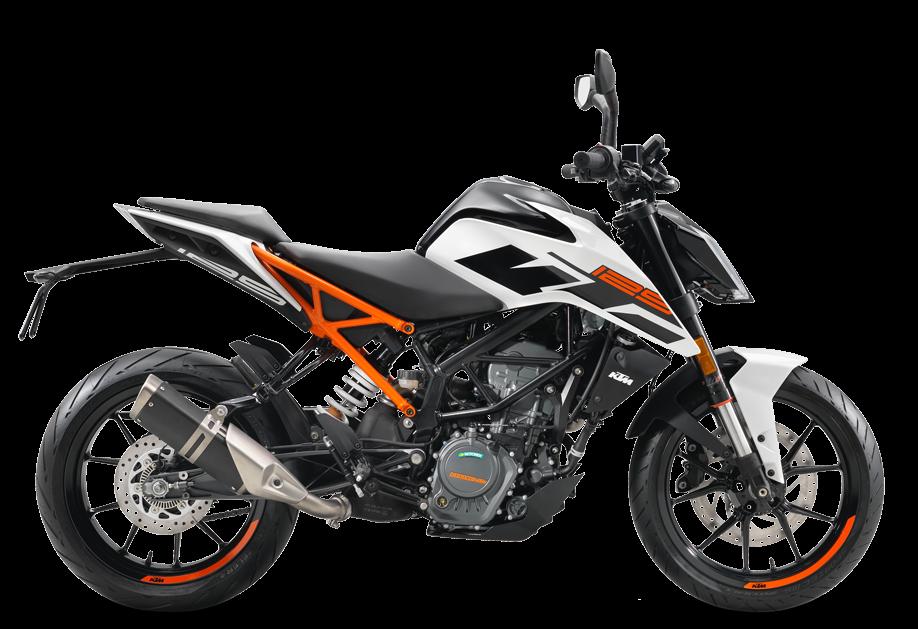 Ktm 125 duke moto naked bike andar de moto - Image de moto ktm ...