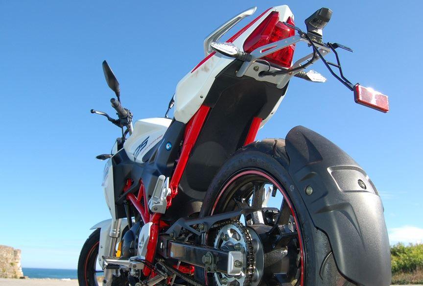 Nova Vortex ZII Naked125cc - à venda - Motos & Scooters