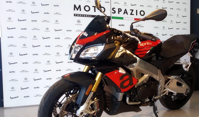 Aprilia Tuono V4 1100 Rr Moto Usada Preco 15 500 00 P28147 Moto Spazio Stand Vicente Andar De Moto
