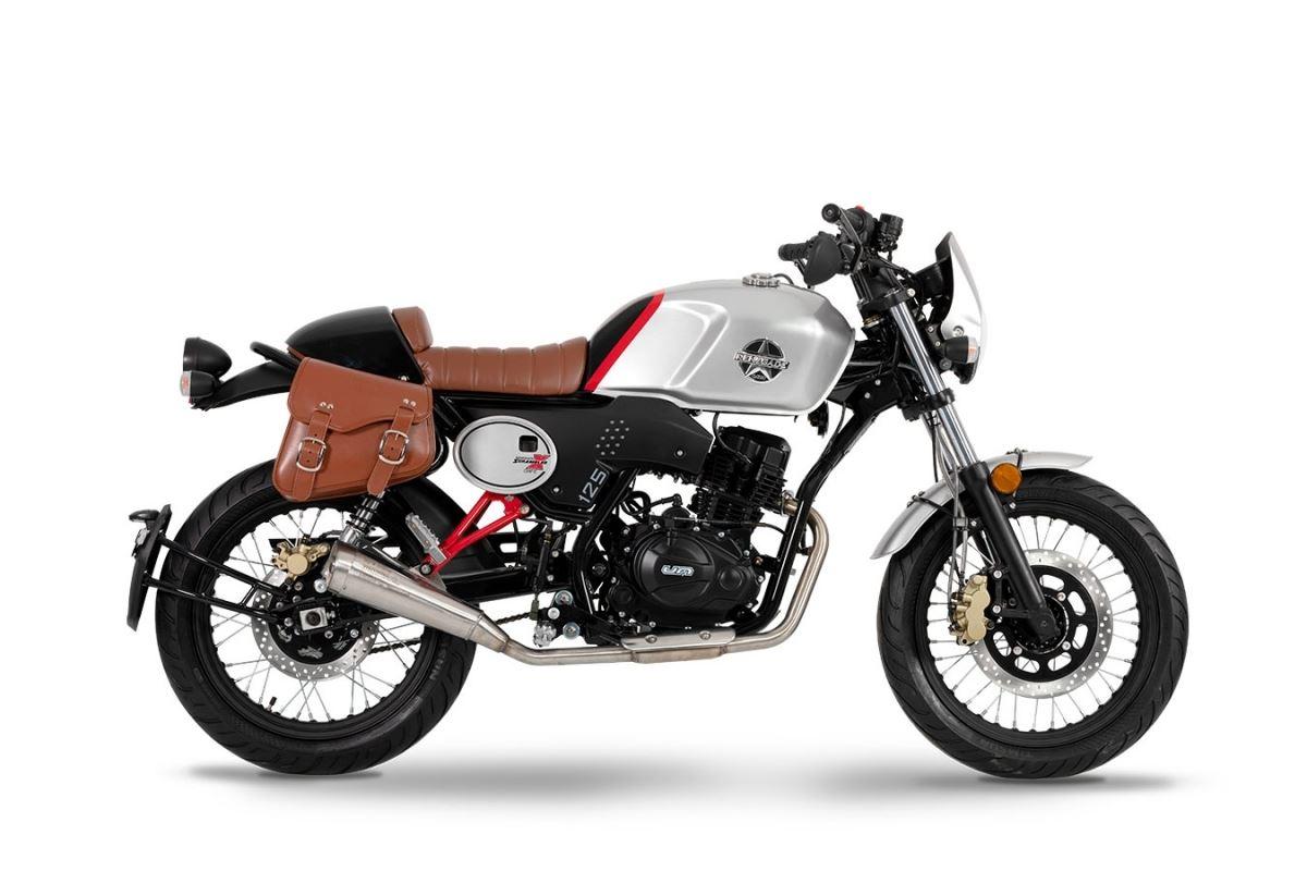 Um Scrambler X Cafe Moto Scrambler Andar De Moto