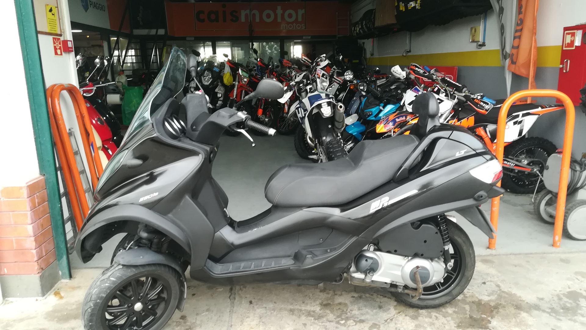 Piaggio Mp3 250 Ie Lt