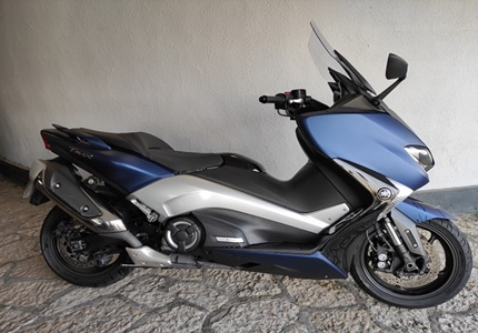 Yamaha TMax 530DX
