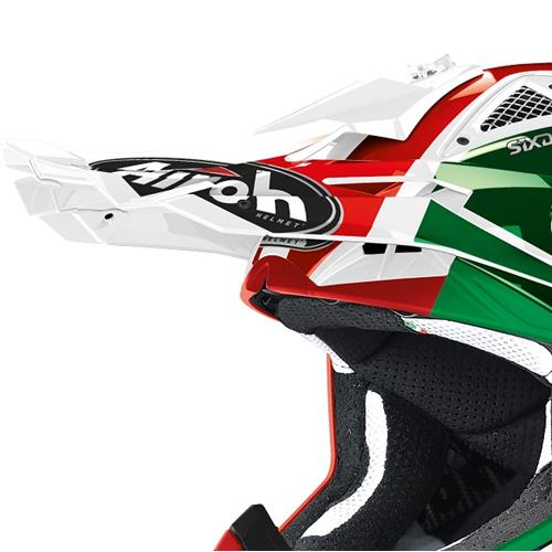 Pala Capacete AVIATOR 2.3 SIX DAYS PORTUGAL AIROH