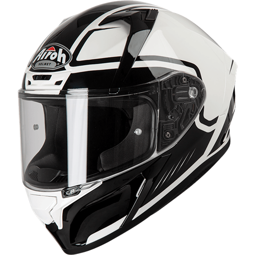 Capacete VALOR MARSHALL Branco Gloss AIROH 2019
