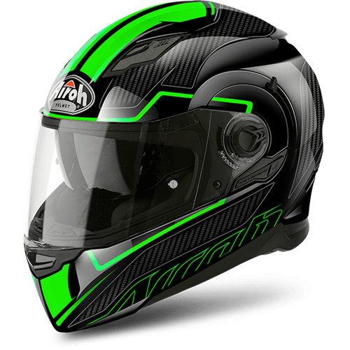 Capacete MOVEMENT S FASTER Verde AIROH