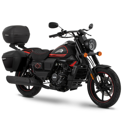 UM Renegade Vegas Grand Tourer