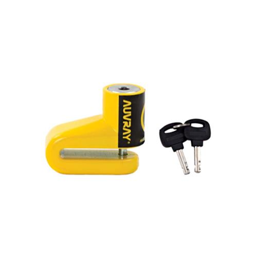 AUVRAY Disco scooter 6mm - BD16 Amarelo