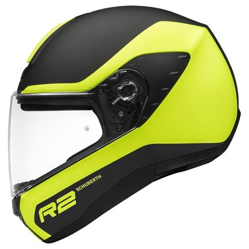 Schuberth Capacete R2 Nemesis Yellow