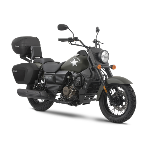 UM Renegade Commando Grand Tourer