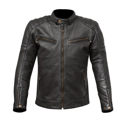 Merlin Casaco Chase Leather  Black