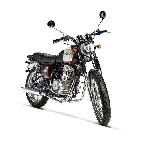 Mash Five Hundred 400cc - Brown