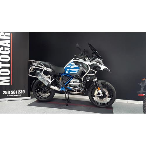 BMW R BMW R 1200 GS Adventure Style Rallye