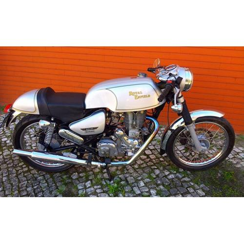 Royal-Enfield Bullet Sportsman 500