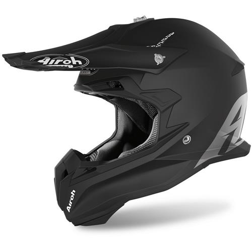 Capacete TERMINATOR OPEN V. COLOR Preto Matt