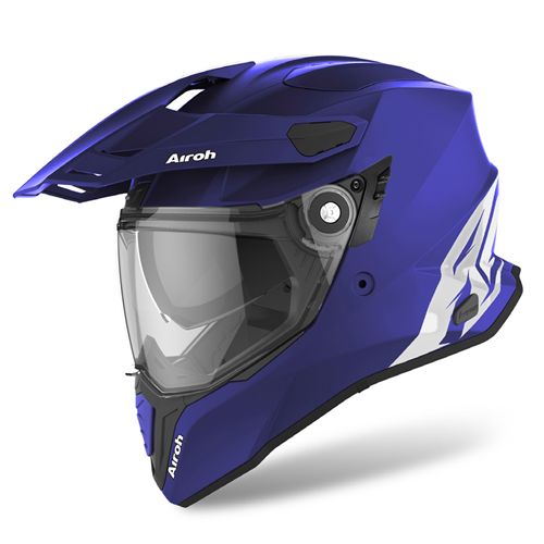 Capacete COMMANDER COLOR Azul Matt AIROH 2020