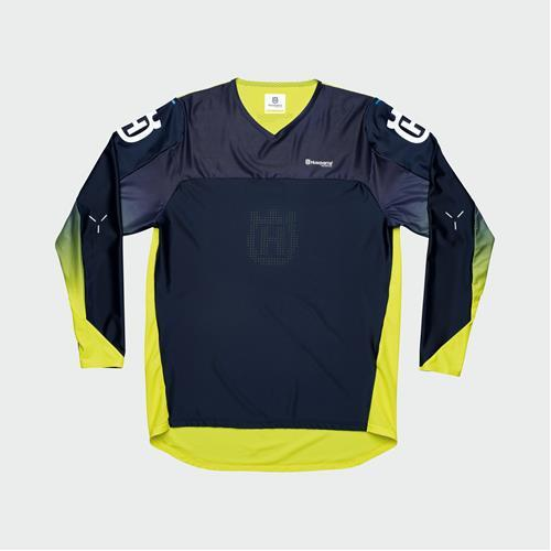Husqvarna Railed Shirt Yellow