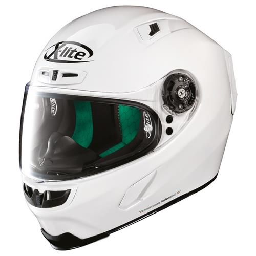 X-Lite Capacete X 803 Start Metal White 3