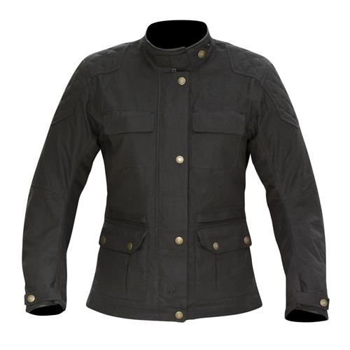 Merlin BUXTON WAX JACKET PRETO