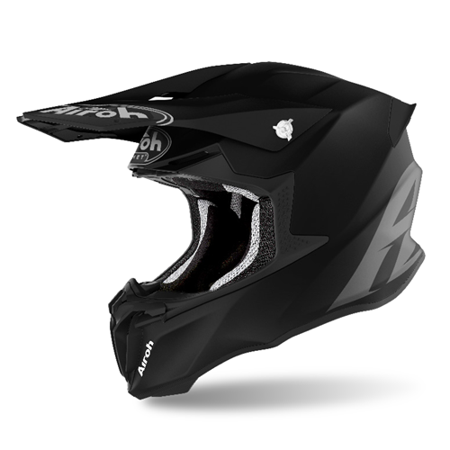 AIROH Capacete TWIST 2.0 COLOR Preto Matt 2020