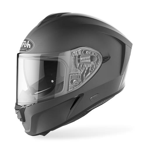 Capacete SPARK COLOR Anthracite Matt AIROH 2020