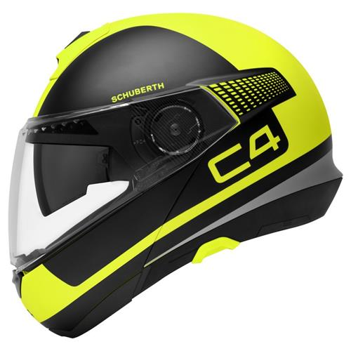 Schuberth Capacete C4 Legacy Yellow