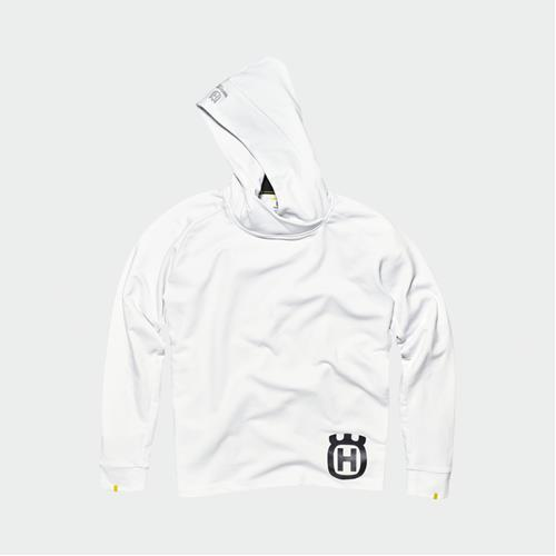 Inventor Hoodie White