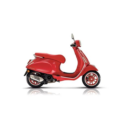 Vespa Primavera 125 Red