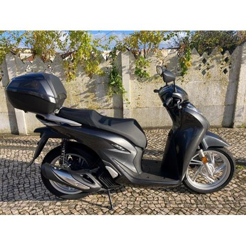 Honda SH SH125I SMART TOP BOX