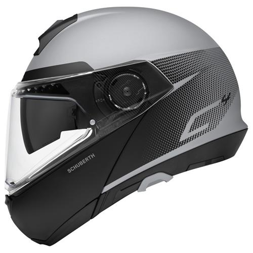 Schuberth Capacete C4 Ressonance Grey