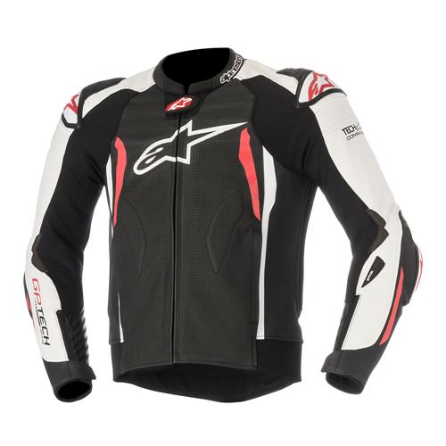 Blusão Alpinestars GP TECH v2 LEATHER JACKET TECH-AIR® COMPATIBLE