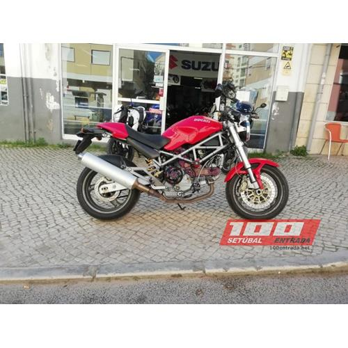Ducati Monster 1000 DS