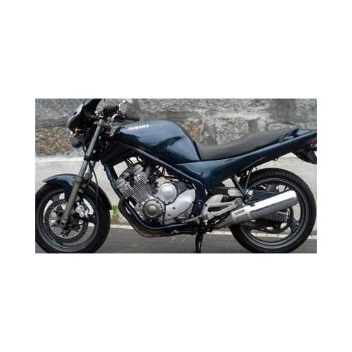 Yamaha Diversion 600