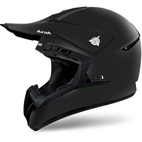 AIROH Capacete SWITCH COLOR Preto Matt AIROH