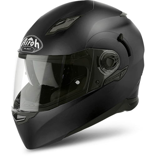 Capacete MOVEMENT S COLOR preto matt AIROH