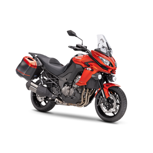 Kawasaki Versys 1000 Tourer Plus 2015