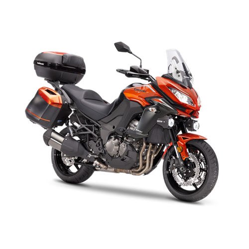 Kawasaki Versys 1000 Grand Tourer 2017