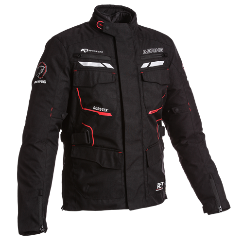 Blusão SHIELD Preto (Gore-Tex)
