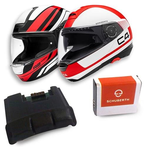 Schuberth Intercomunicador Intercomunicador SC1 Advanced