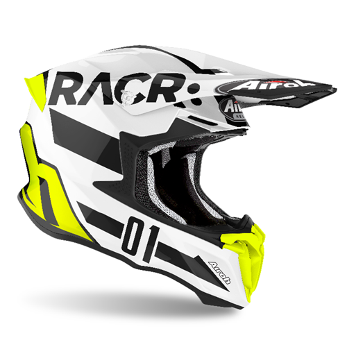 AIROH Capacete TWIST 2.0 RACR Gloss 2020