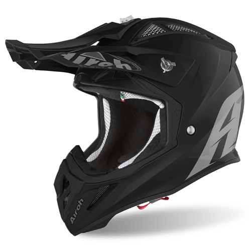 AIROH Capacete AVIATOR ACE COLOR Preto Matt 2020