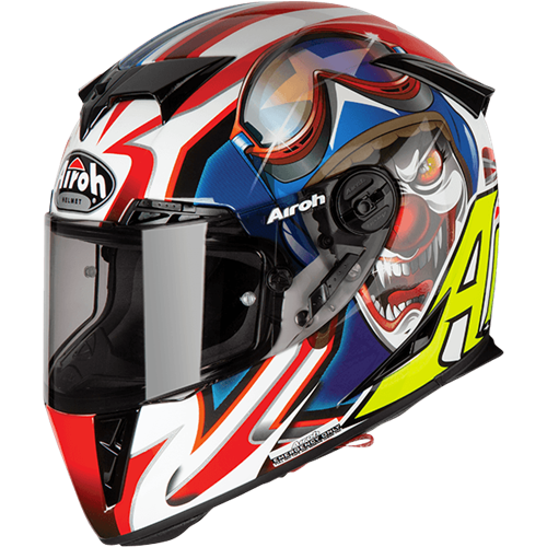 Capacete GP500 FLYER Gloss AIROH