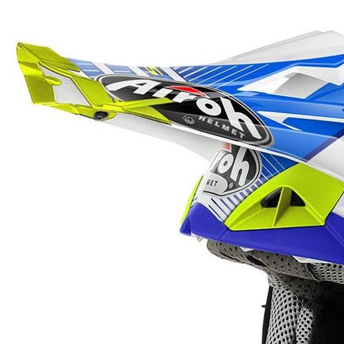 Pala Capacete AVIATOR 2.1 SIX DAYS 2015 AIROH