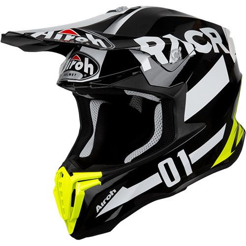 AIROH Capacete TWIST RACR Gloss 2019