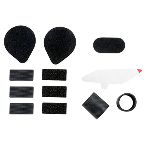 Kit esponjas 10U P/ Arai Full-face