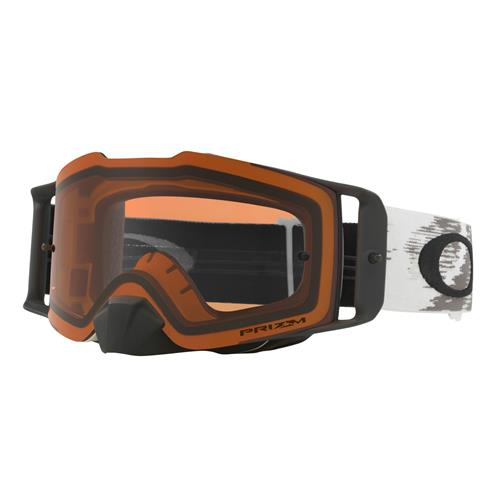 Oculos OAKLEY FL MX Matt Branco Speed Prizm Bronze